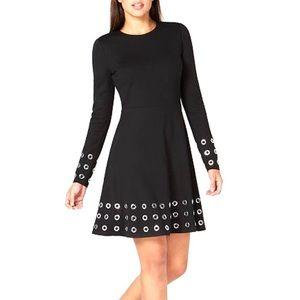 🖤NWT Michael Kors Silver Studded Dress Medium